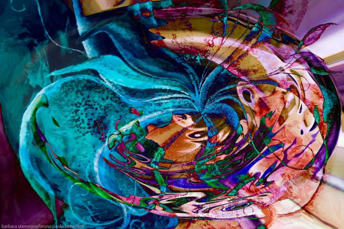 Enterprise Arte: Produzione Immagini Arte Astratta